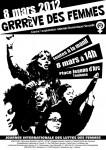 Grève des femmes 8 mars 2012 à Toulouse