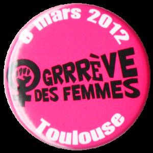 8 mars 2012 à Toulouse